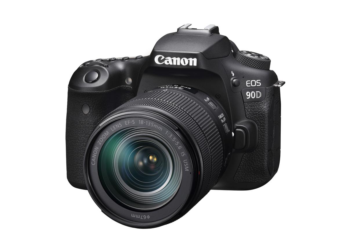 キヤノンの一眼レフカメラEOS 90D