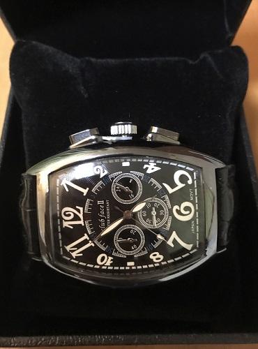 ロコンドで注文の時計