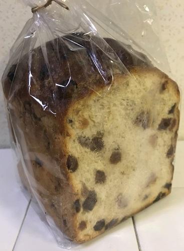 ストリートキッチン 【R Baker アールベイカー】のレーズン食パン
