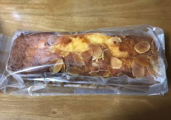 ドンクの福袋「パウンドケーキ(オレンジ)」