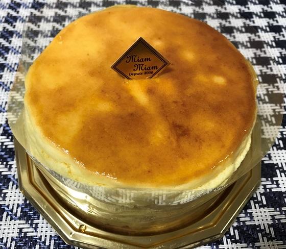 ミャムミャムの福袋 スフレチーズケーキ