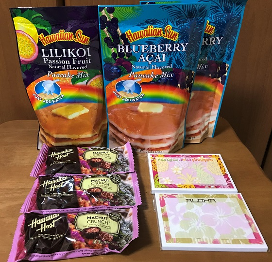 ハワイ ウォルマート ハワイアンサン パンケーキミックス