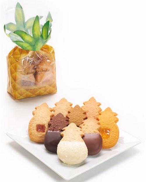 Pinapple Logo Gift bag ホノルル・クッキー