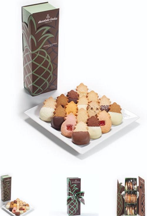Pinapple Wrap Box Ultimate Collection ホノルル・クッキー