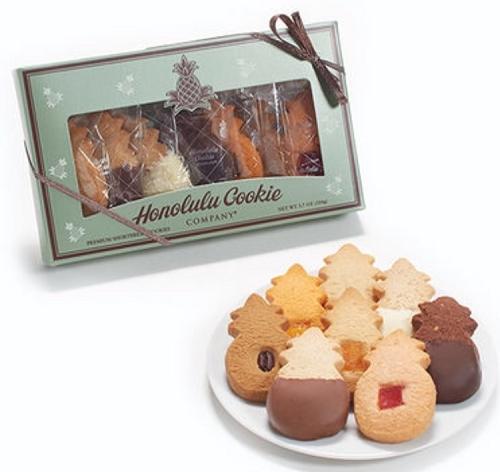 Pinapple Window Gift Box ホノルル・クッキー
