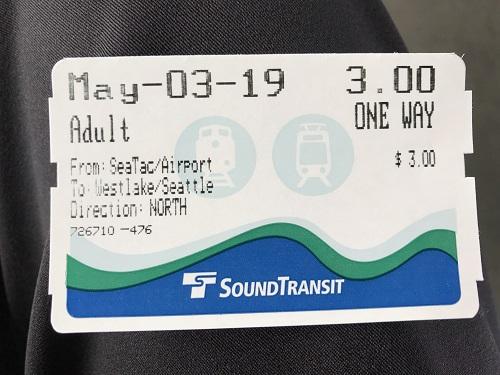 リンクトレイル チケット