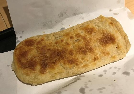 阜杭豆漿(フーハンドウジャン 薄焼餅