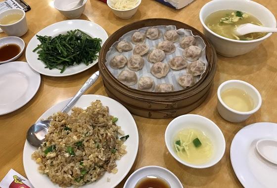 小籠包 台北・黄龍荘 小籠包