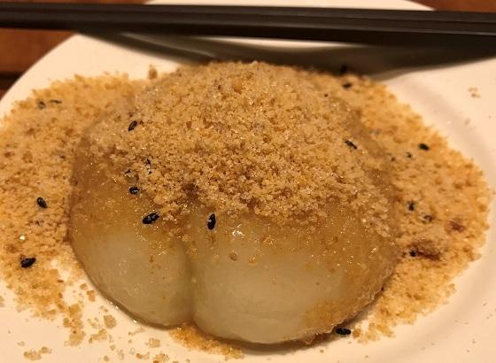 双連圓仔湯(シャンリエンユエンズータン) ピーナッツ餅