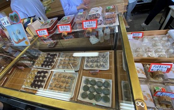 京都 出町ふたば 豆餅 栗赤飯