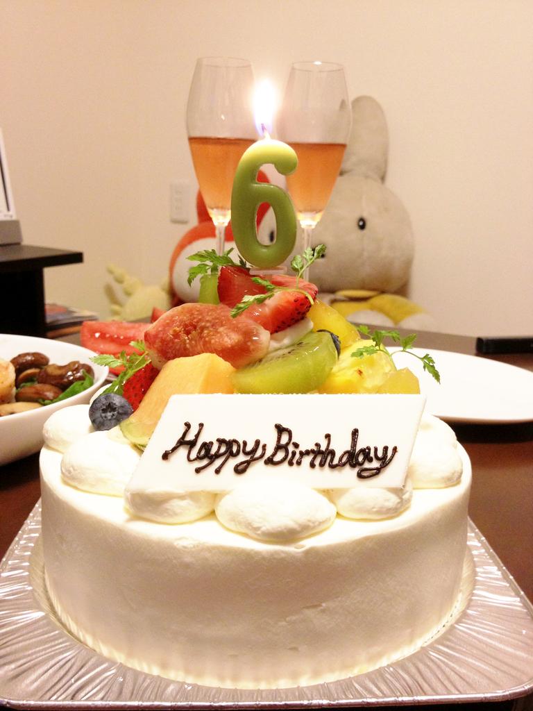 アローツリーのショートケーキ