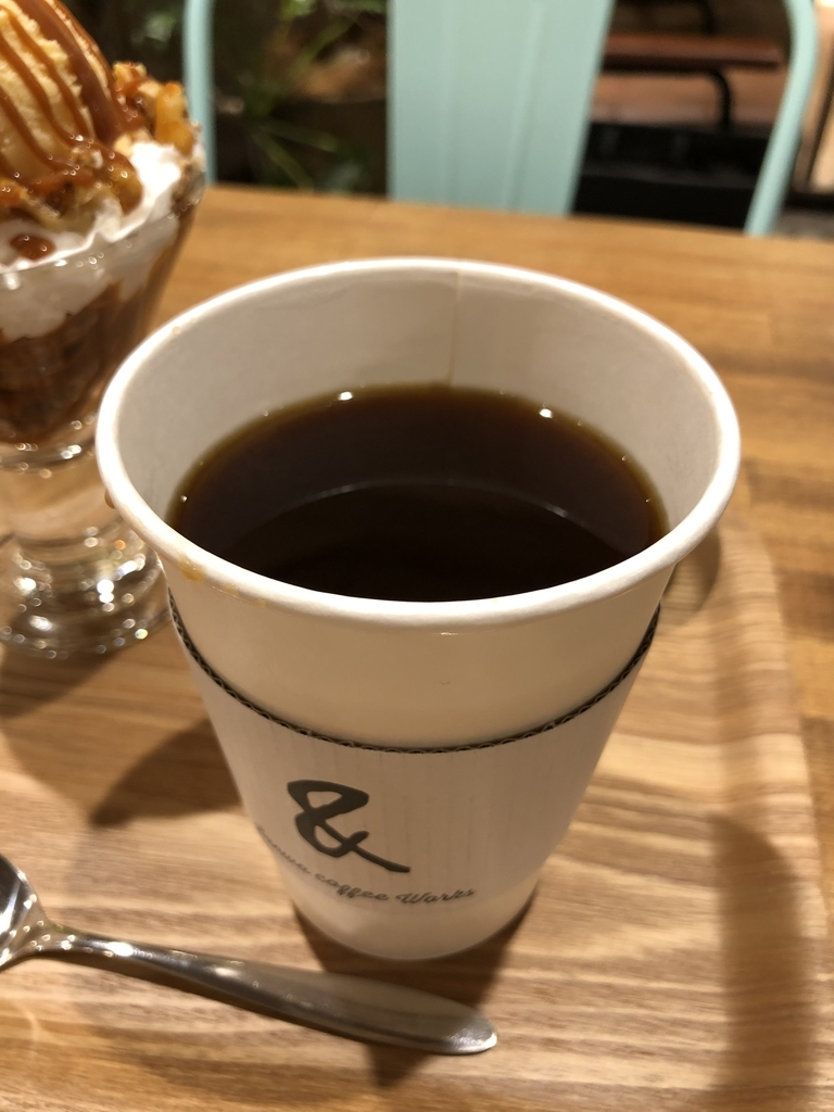 SANWA COFFEE WORKS の本日のコーヒー