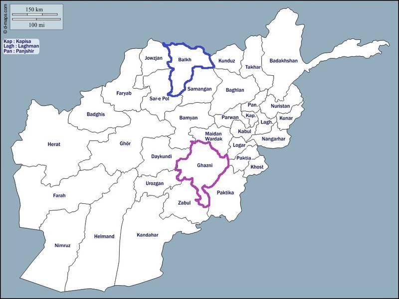 Balkh-and-Ghazni