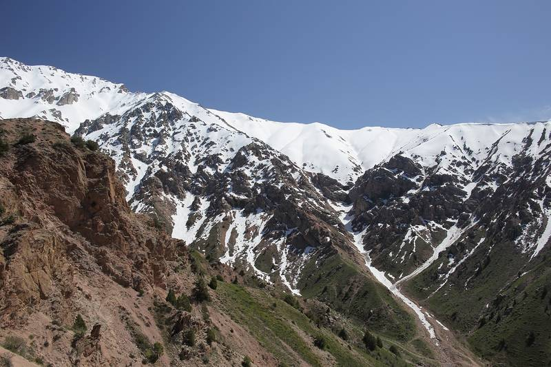 mountains-central asia