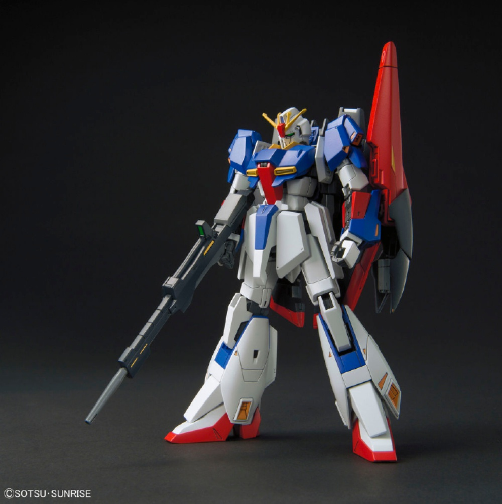 HGUC 1/144 MSZ-006 ゼータガンダム