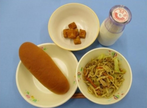 名古屋の給食