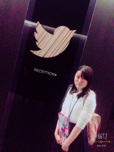 Twitter オフィス 画像
