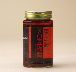 夜上海の特製XO豆板醤の写真