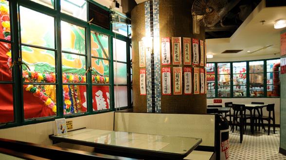 香港スタバのレトロな雰囲気の中環のお店