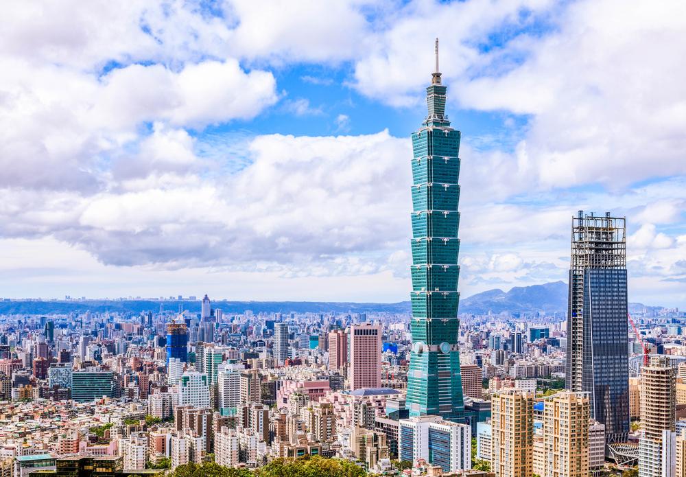 台北101の写真