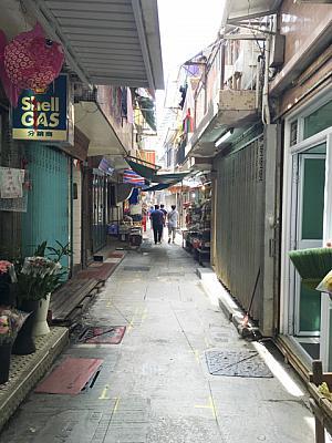 香港おすすめの離島坪洲島の写真
