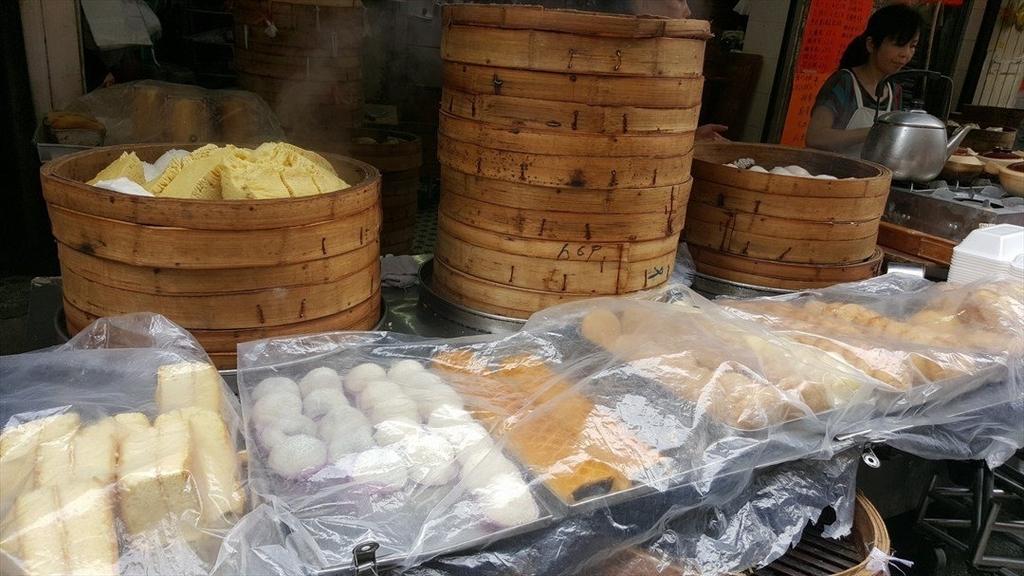 マカオ食べ歩き昌盛咖啡粉麵店の写真