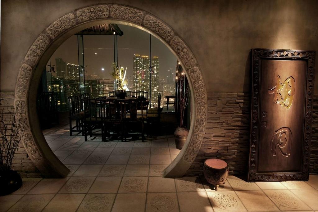 香港チムサーチョイ四川料理レストラン「胡同」の写真