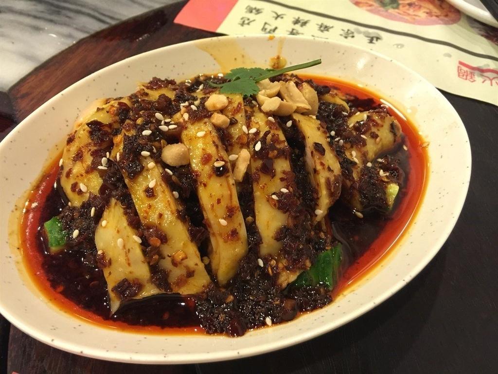 香港チムサーチョイ四川料理レストラン「満江紅」の写真
