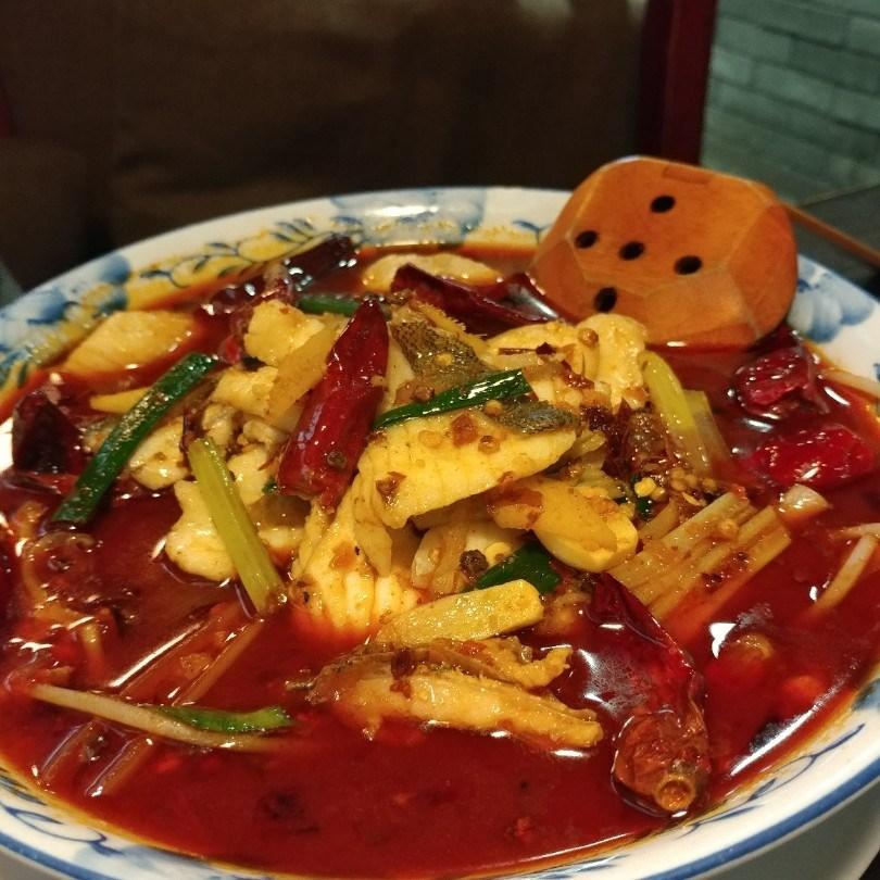 水煮桂花魚