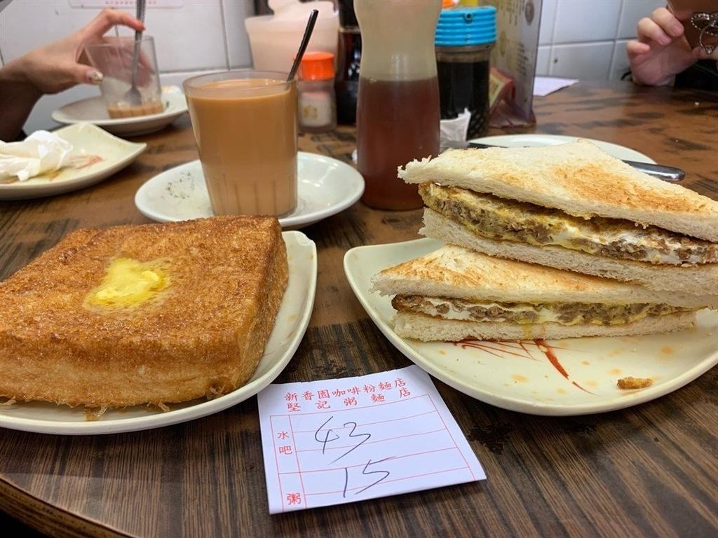 香港24時間営業のお店新香園(堅記)の写真