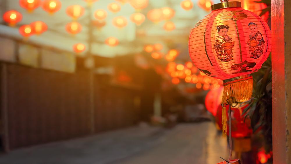 中国(香港・台湾)の旧正月/春節