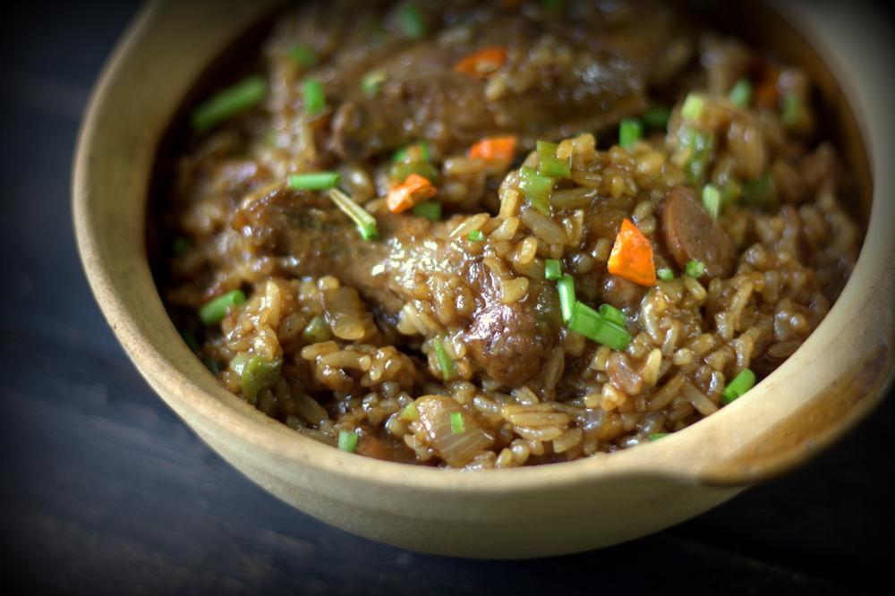 香港の土鍋ごはん煲仔飯(ボウジャイファン)