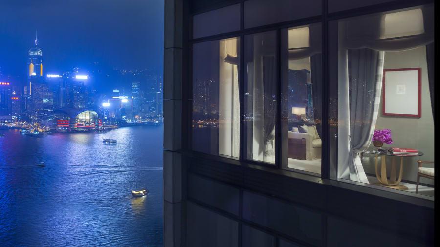 香港の5つ星ホテル最新情報ローズウッド
