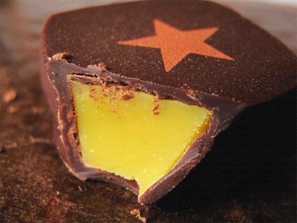 香港のお土産チョコレートアニエスベー