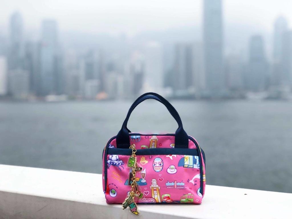 香港限定のレスポートサック
