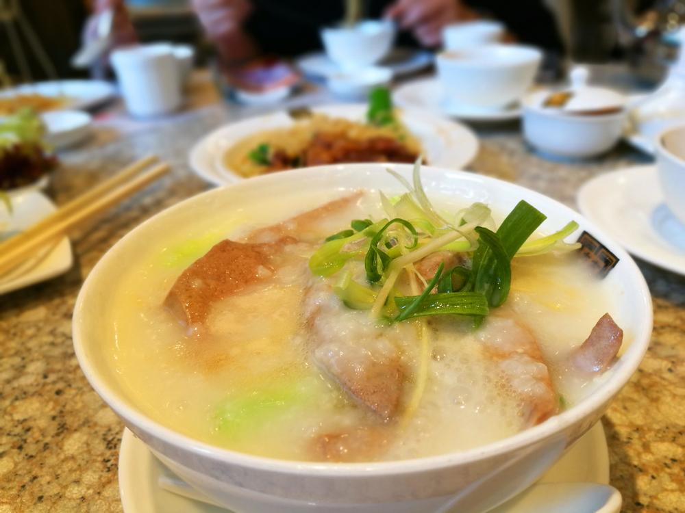 香港のお粥メニューおすすめまとめ及第粥