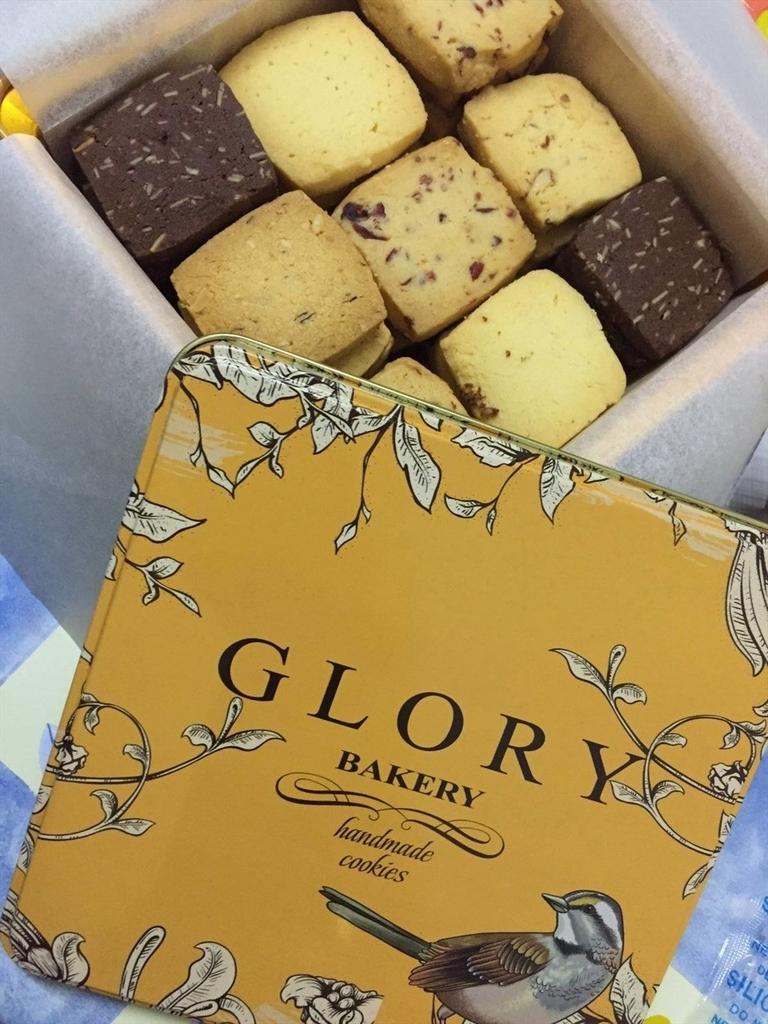 香港土産クッキーGlory Bakeryの写真