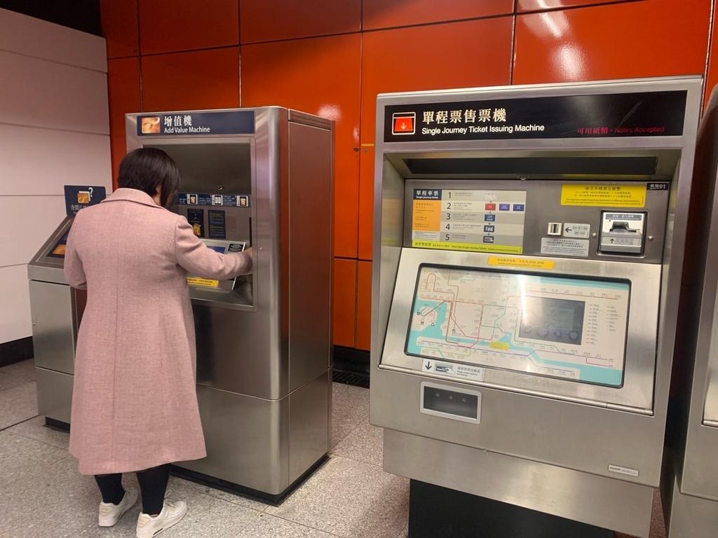 香港の電子マネーオクトパスカード
