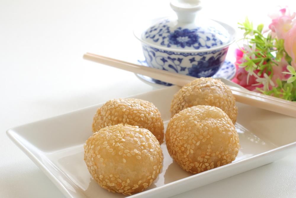 香港の旧正月(春節)に食べられる縁起のいい食べ物