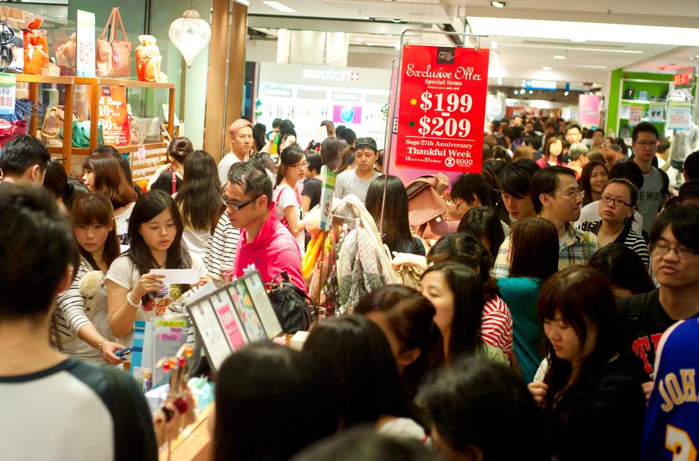 香港のセールの時期は?香港主要ショッピングモールのご紹介