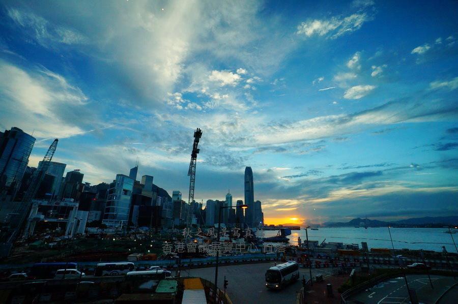 まだ知られていない香港の綺麗な景色/夕日のスポット場所