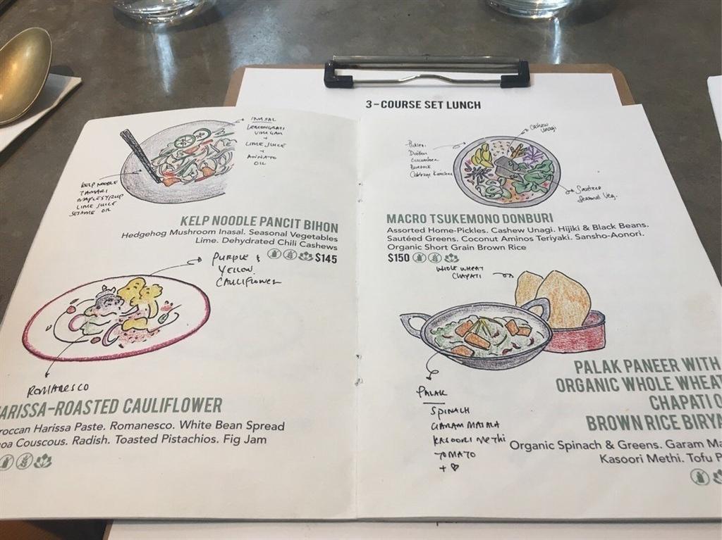 香港で一番人気のビーガンレストラン「Grassroots Pantry」