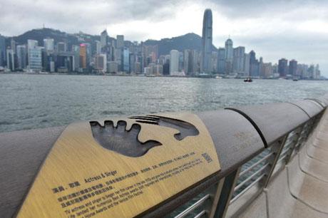香港のブルースリーの銅像があるアベニューオブスターズがリニューアル!