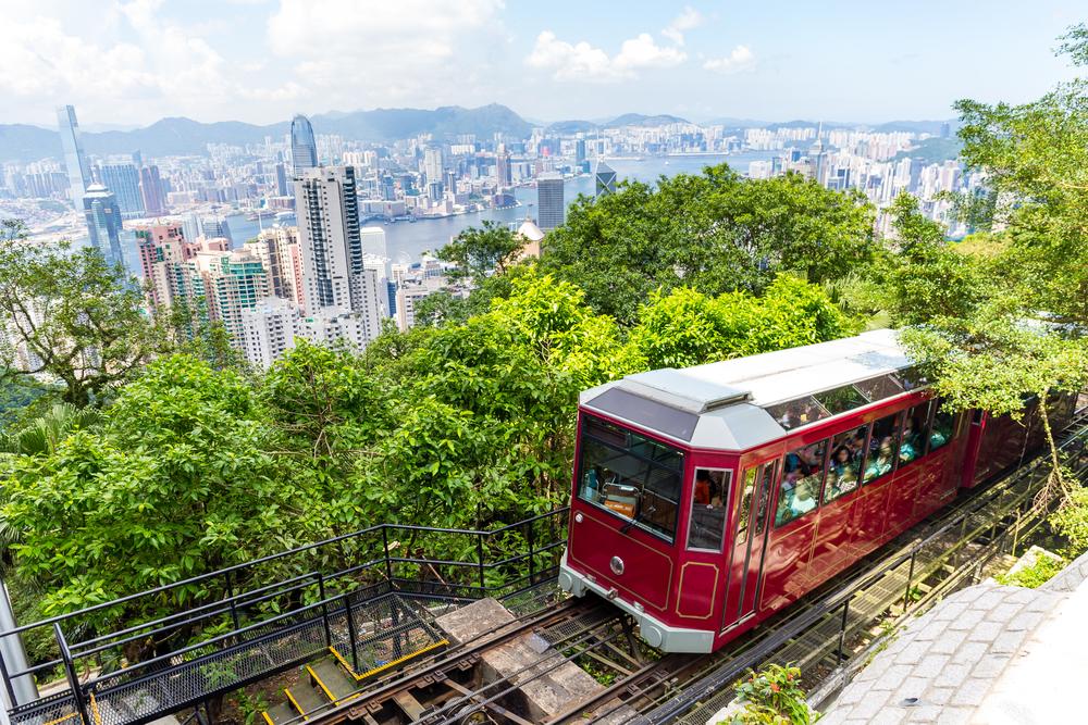 香港ビクトリアピークの行き方!3つの方法