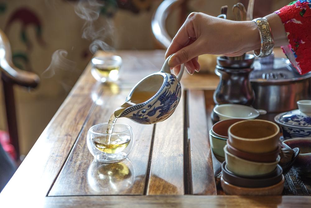 代表的な台湾茶の種類