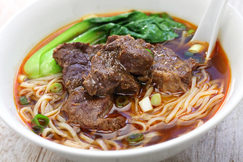 麺好き必見!台湾名物牛肉麺の種類とそのおすすめのお店