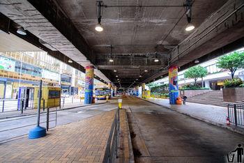 ビクトリアピークへの臨時バス「X15」の行き方