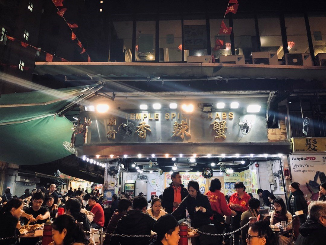 初心者にもおすすめの香港屋台