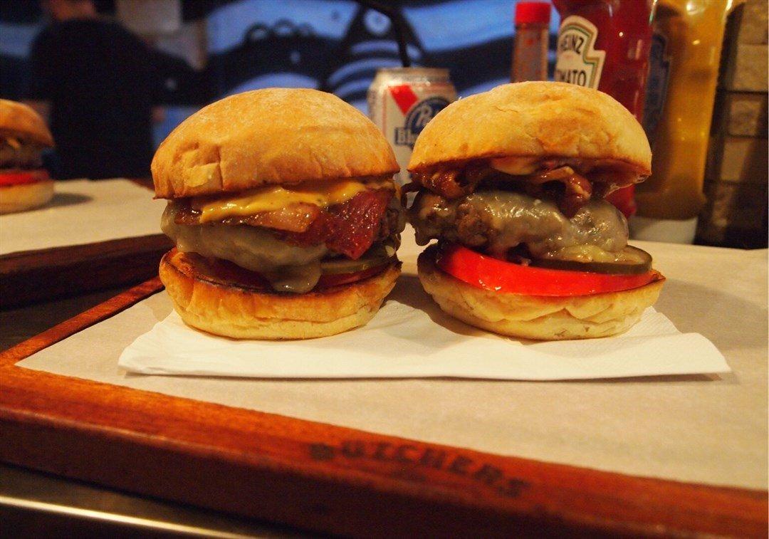 香港のおすすめハンバーガーショップ