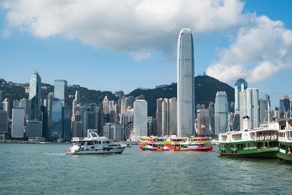 香港尖沙咀(チムサーチョイ)